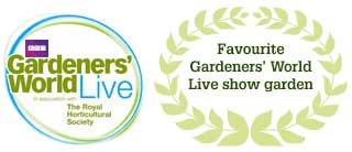 Favourite Show Garden - BBC Gardeners' World People's Vote