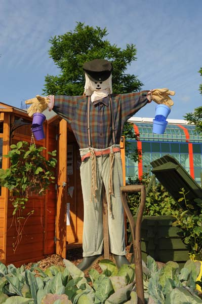 Father Scarecrow