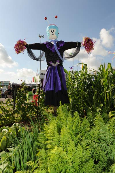 Daughter Scarecrow