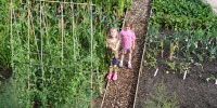 Image of the Girls Garden.